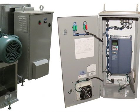 Variable Frequency Drive Fan Control
