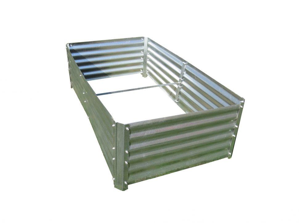 4x7 garden bed