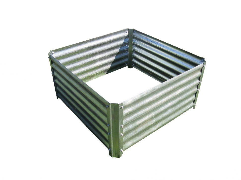 4x4 garden bed