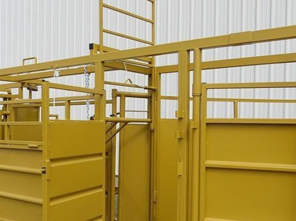 Lift Gate In Portable Working System
