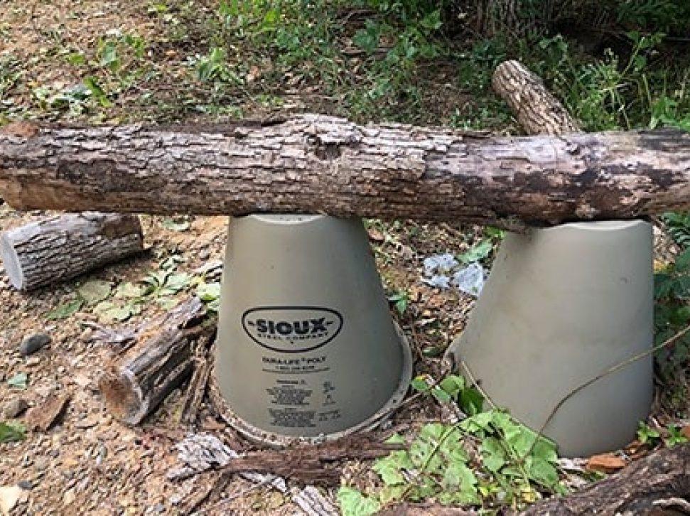 Log Cutting Stands