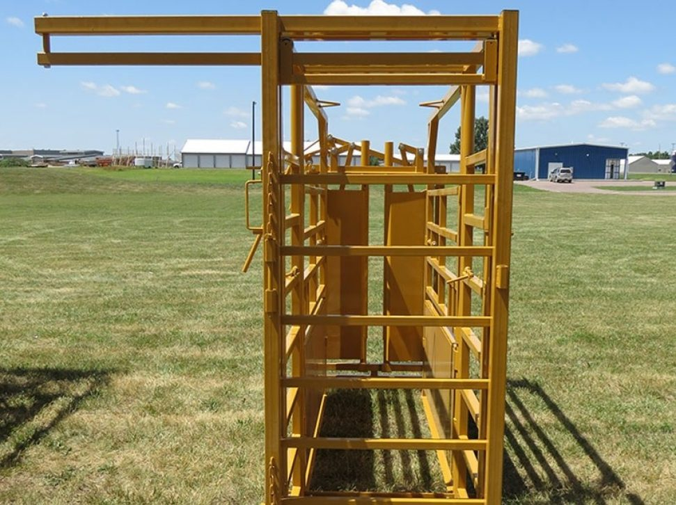 Utility Chute Slide Gate
